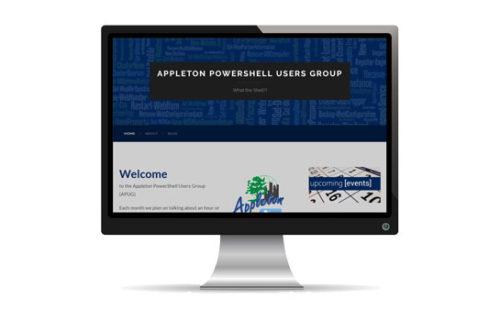Appleton PowerShell Users Group Website