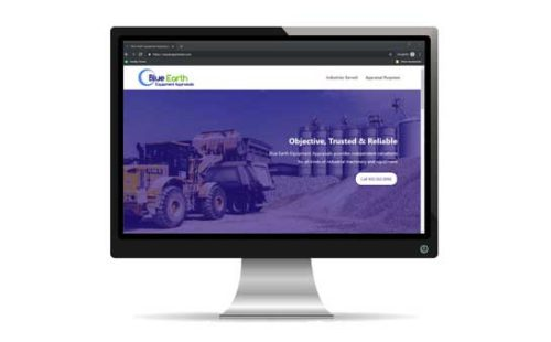 blue earth equipment appraisals website