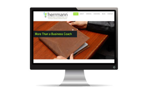 Herrmann Advantage Consulting Website