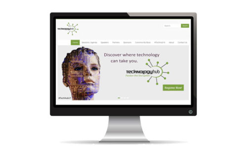 Technology Hub Conference & Expo Website